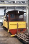 Cane loco and whole stick wagon in museum.jpg